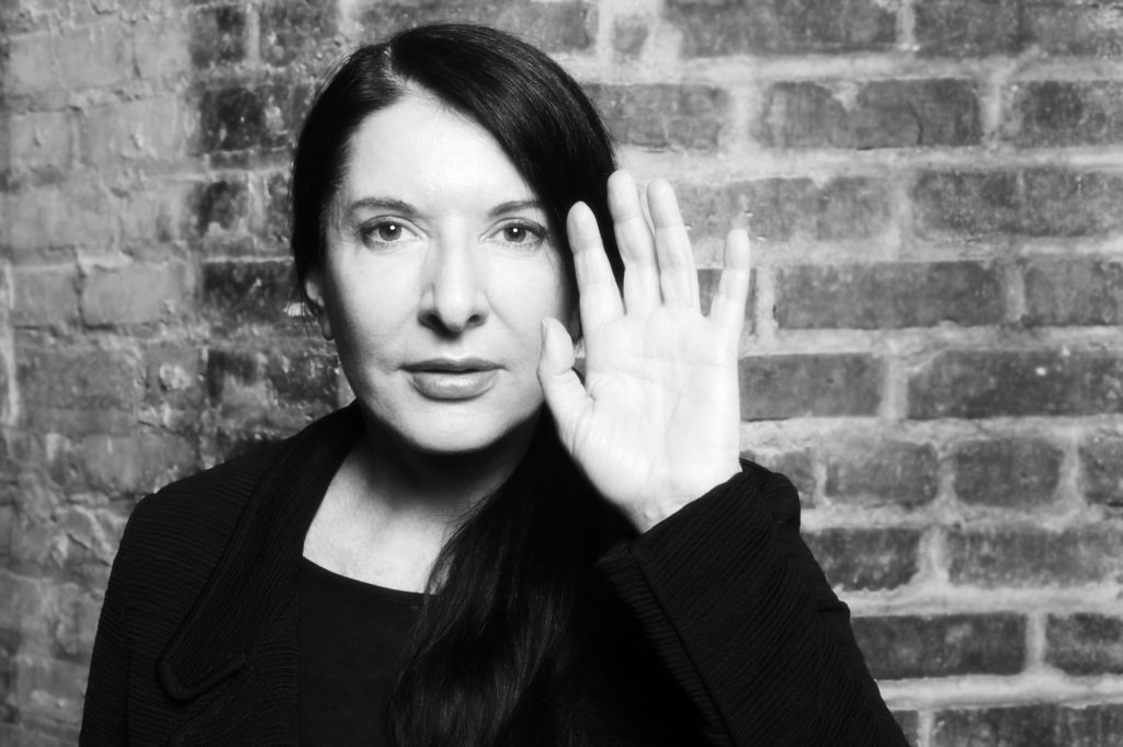 Марина Абрамович: «Пять дней в лесу дали мне больше, чем три года сеансов у психоаналитика»