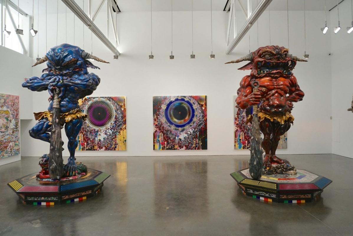 Экскурсия по выставке японского искусства в ММСИ. Часть I