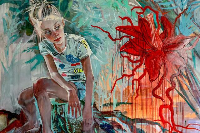 Городские фобии, энергия и веселость на биеннале уличного искусства в Москве
