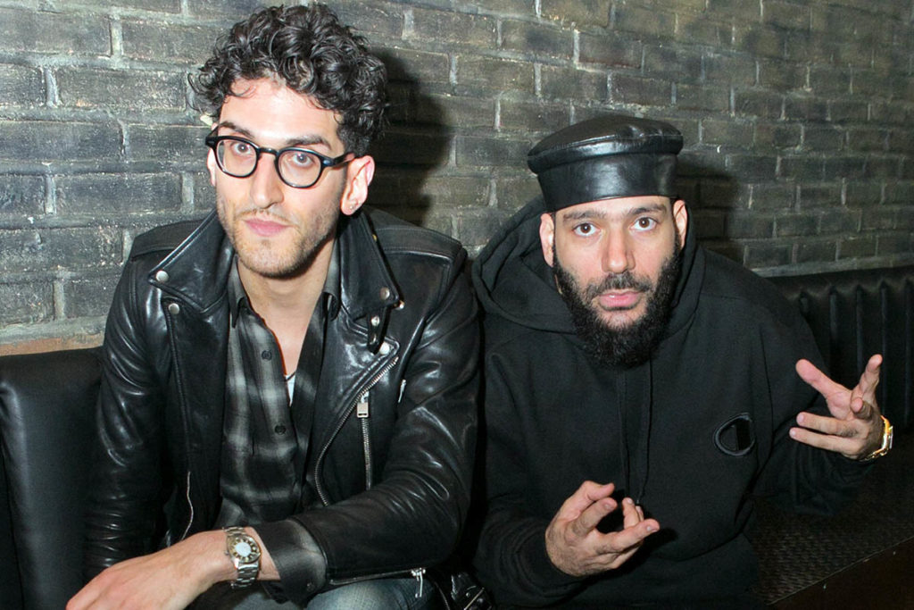 "Chromeo ""Come Alive"""