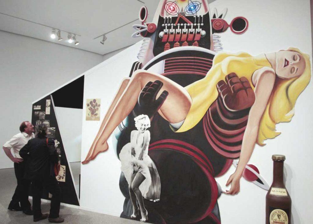 Красотки-эмансипе, обширная выставка футуристов и зловещие портреты богемы