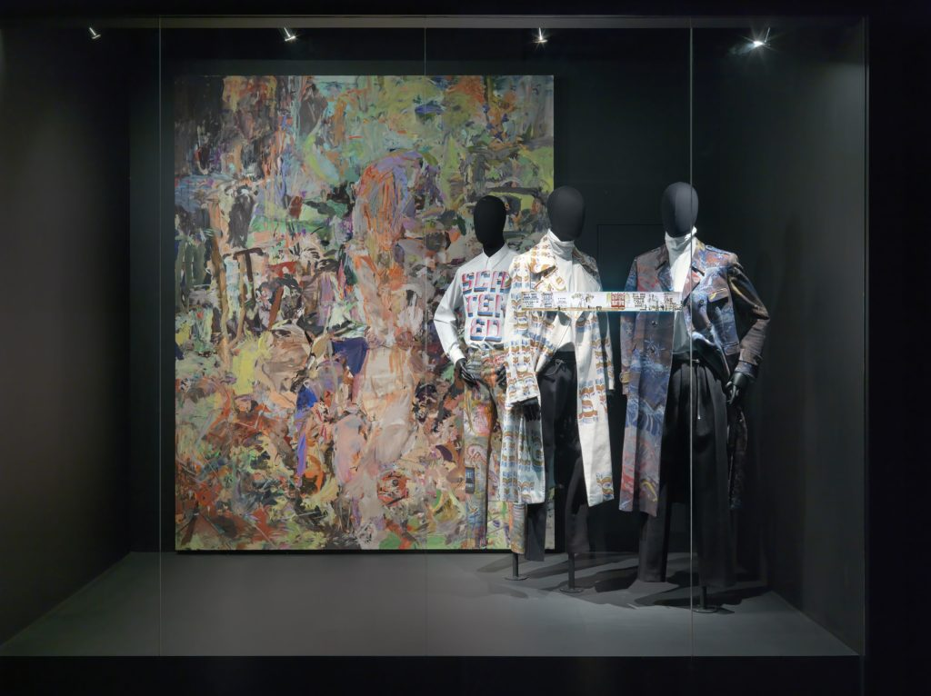 Коллажи из четырех стихий, ретроспектива Дриса ван Нотена и модернистские портреты тела