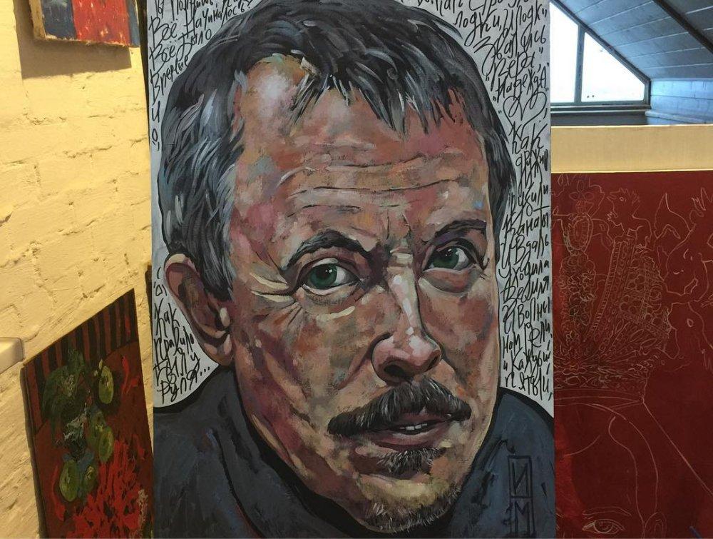 Нехудожники: Российские знаменитости в картинах