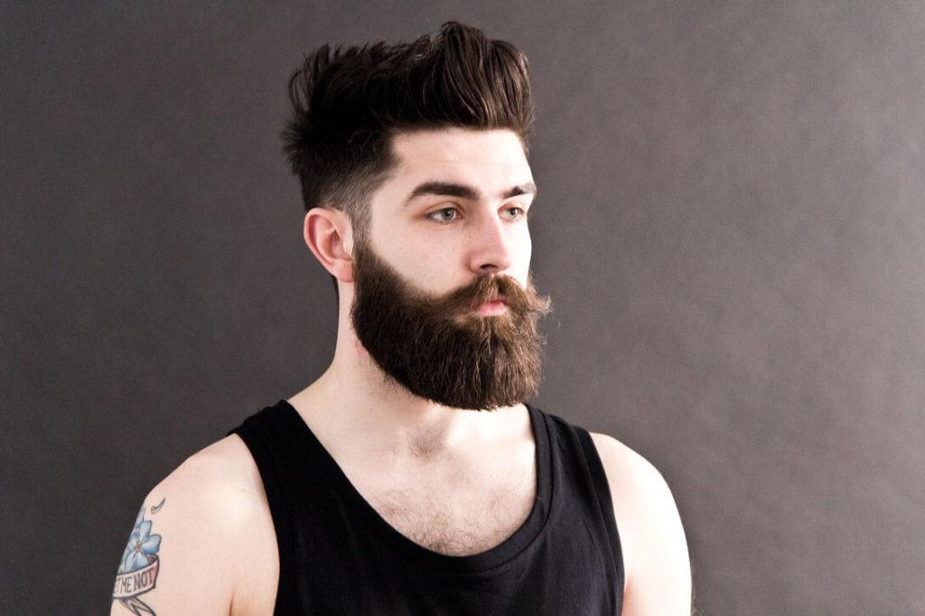 Есть проблема: Борода выходит из моды