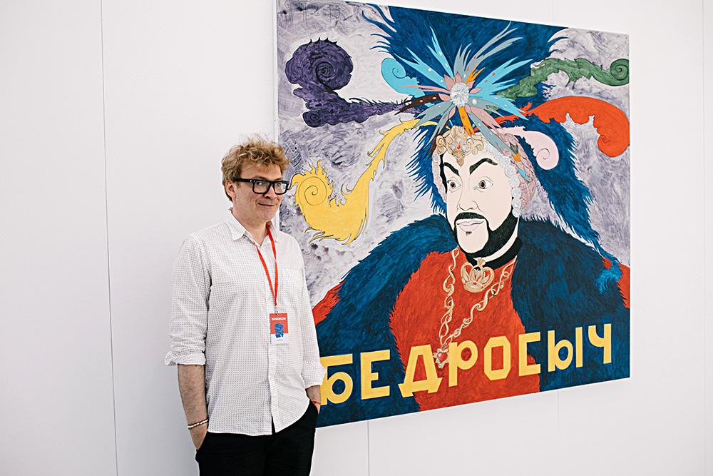 """Павел Пепперштейн: """"Современный арт — очень снобская сфера"""""""