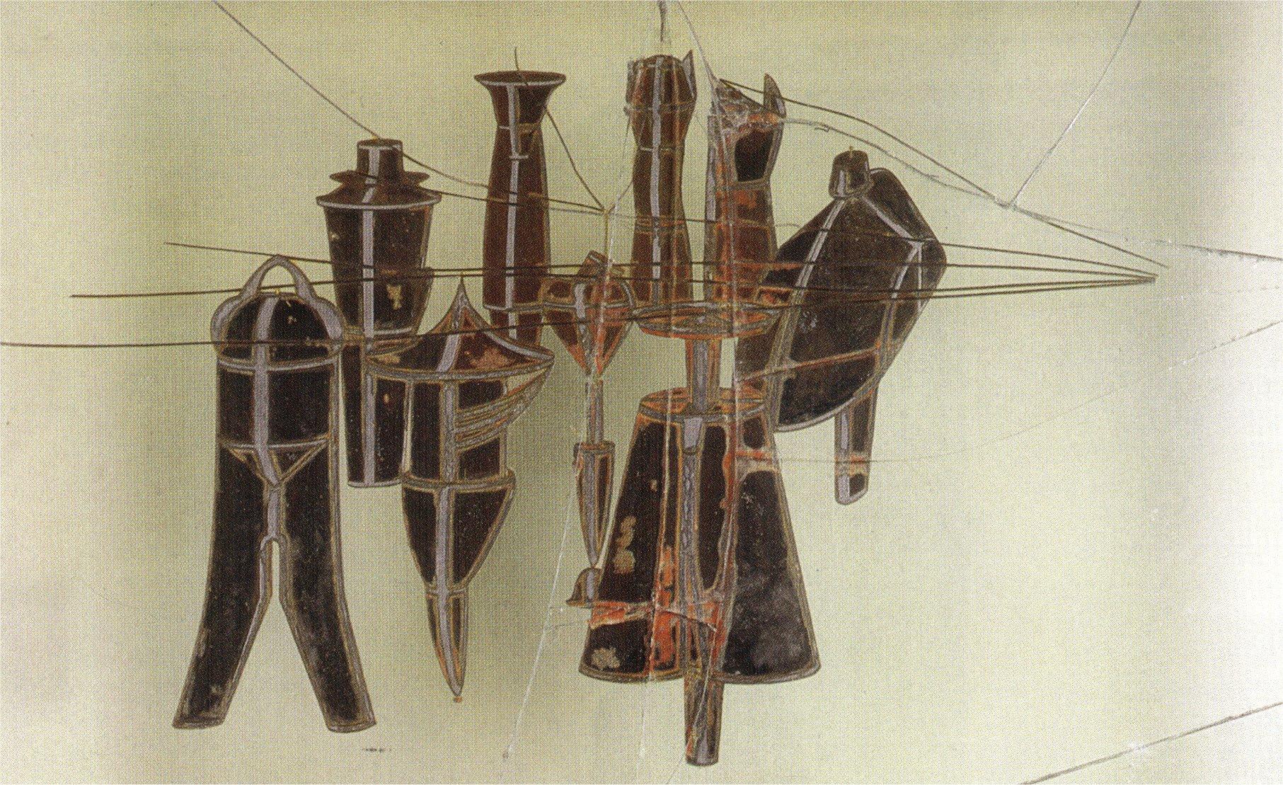 Дада + сюрреализм, выставка высоких каблуков и богемная элита в угаре