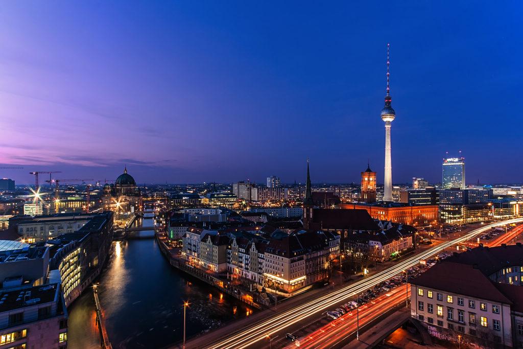 Гид по Берлину: техно, винтаж и пластинки