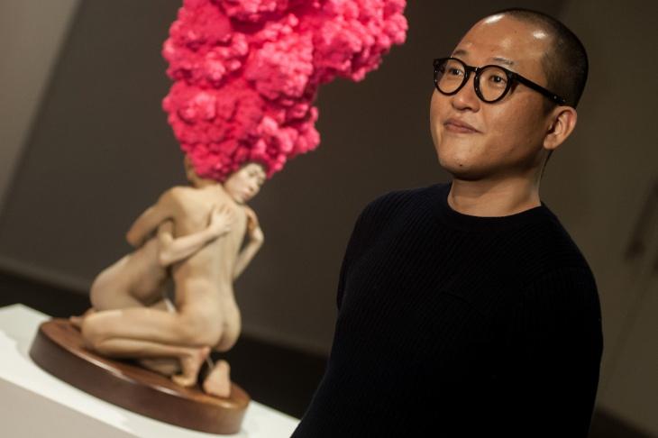 Анкета Энди Уорхола: Корейский художник Суан Чхве