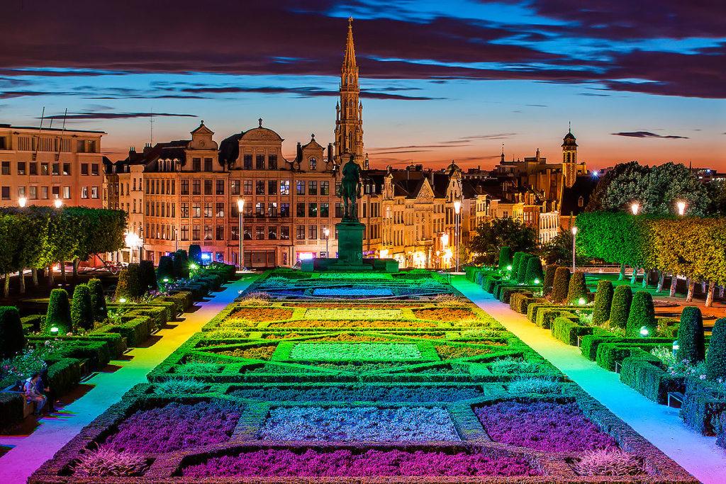 Гид Interview: 5 причин отправиться в Брюссель этим летом