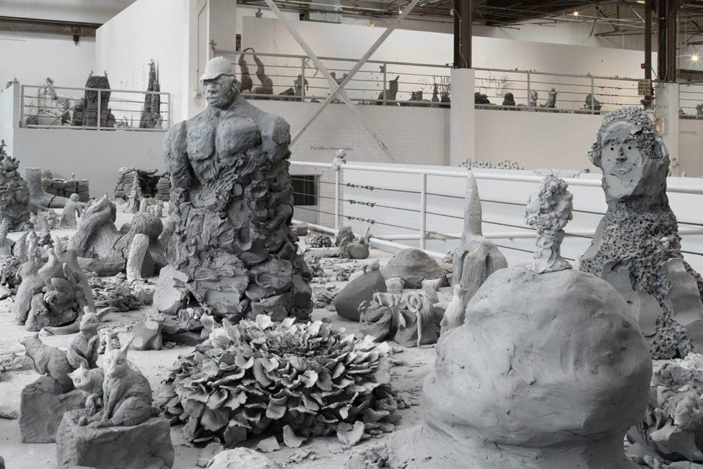 Куратор выставки Урса Фишера расшифровывает послание художника
