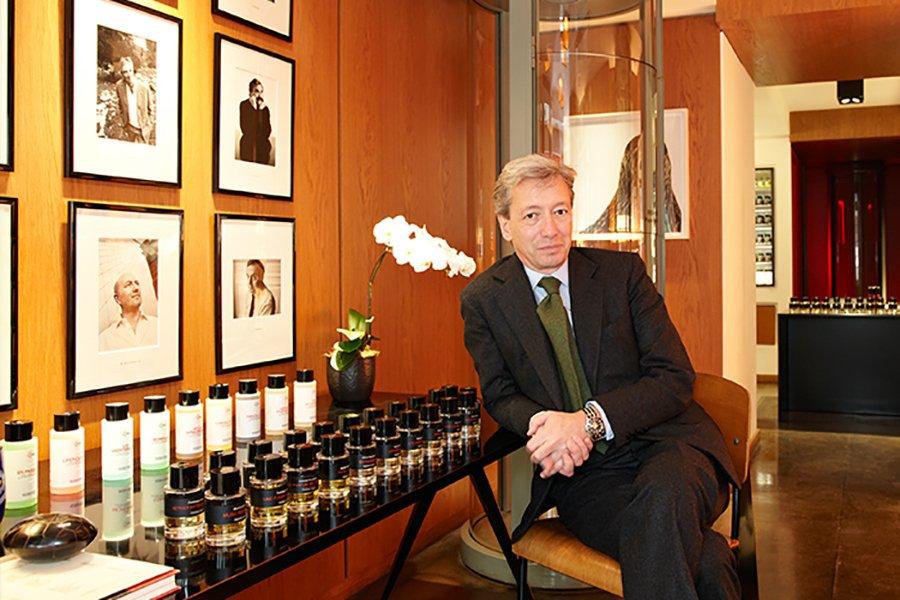 Арт-подход: связь современного искусства и парфюмерии