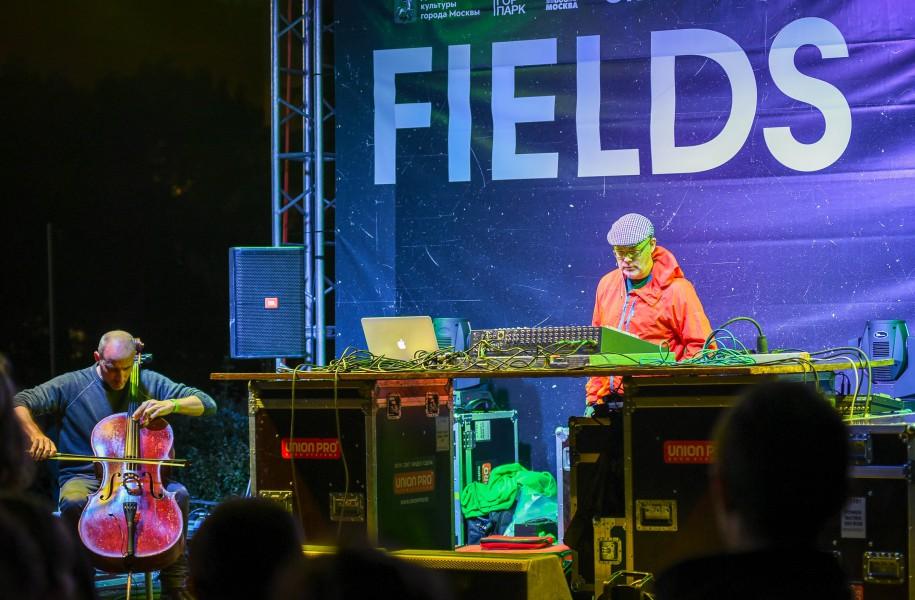 Что слушать на фестивале Fields