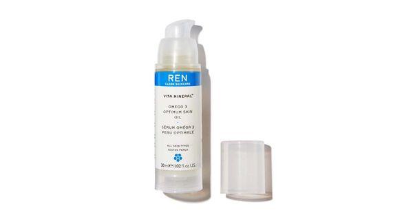 Честный отзыв: масло для лица REN Vita Mineral Omega-3 Optimum Skin Oil