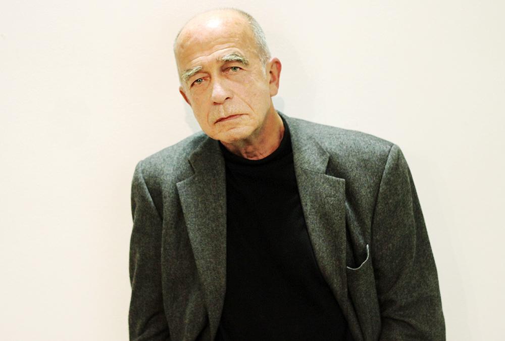Анкета Энди Уорхола: польский художник Ярослав Козловский