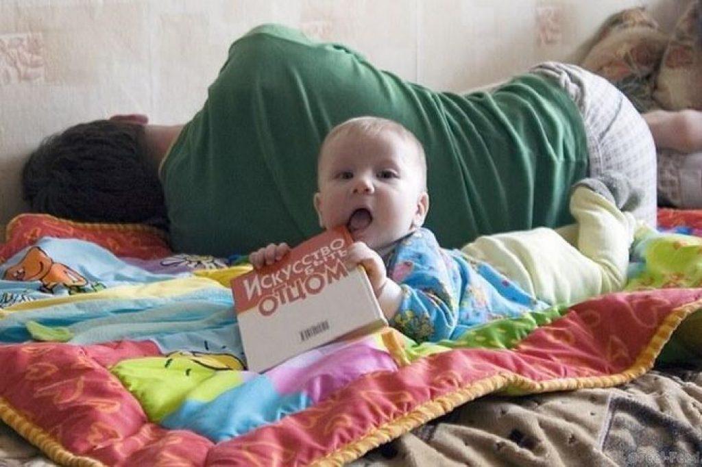 Папа может?! Что должен уметь делать молодой отец