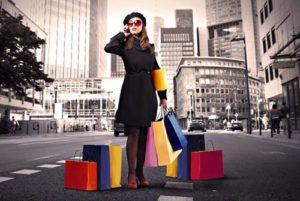 налоги и шопинг