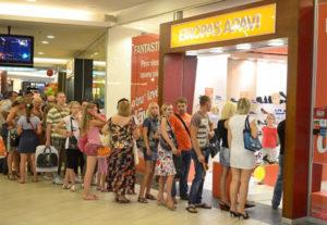 шопинг в Риге