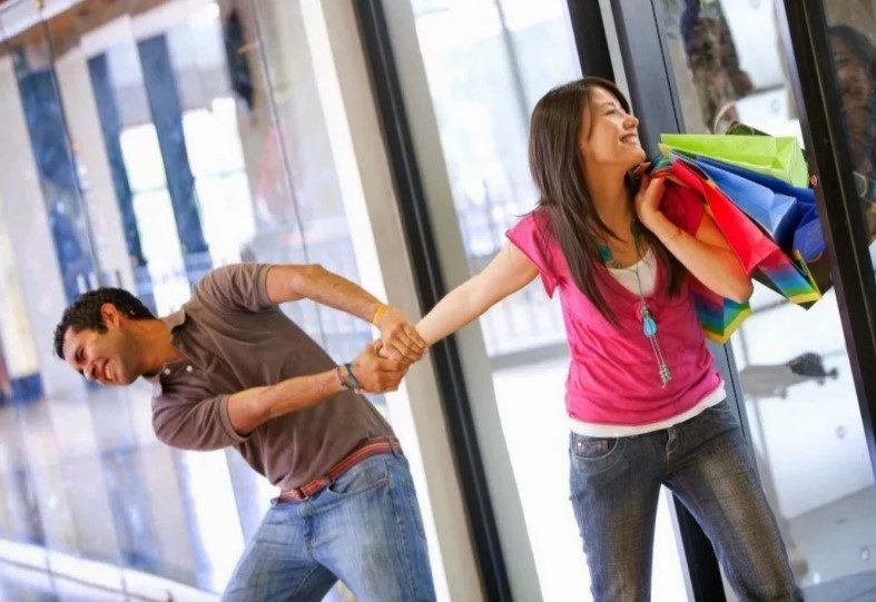 Что такое шопинг? шопоголизм