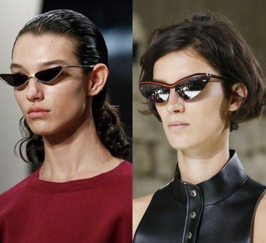 очки на узкое лицо
