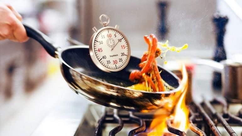 экономия времени на кухне
