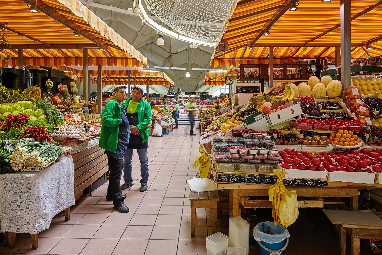 продукты с рынка