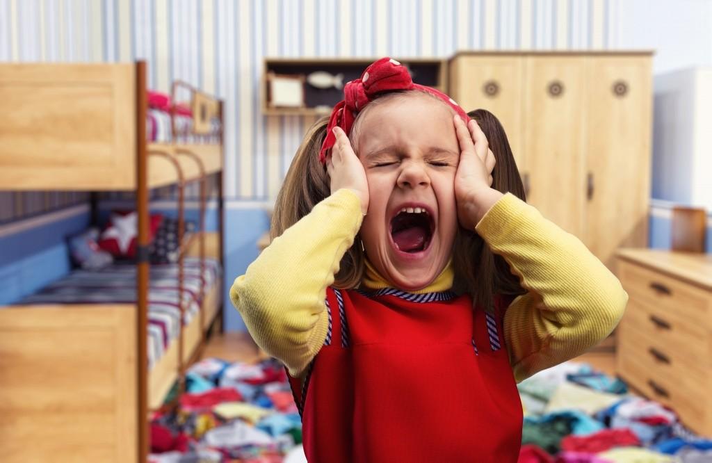 Что делать, если ребёнок истерит? 3