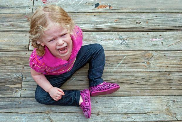 Что делать, если ребёнок истерит? 4