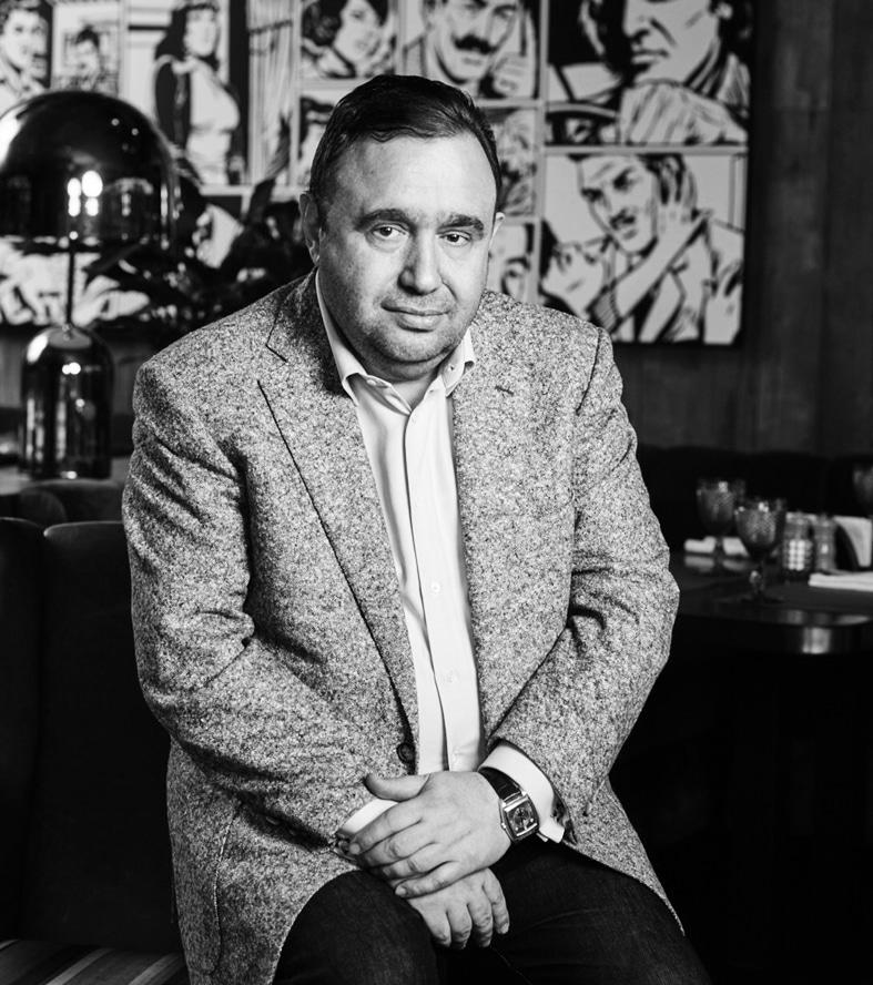 Александр Раппопорт: «Положительные отзывы на мои рестораны меня расслабляют»