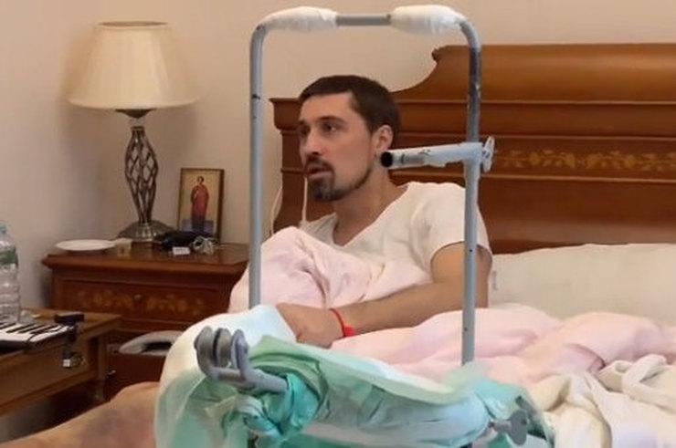 Дима Билан перенёс операцию