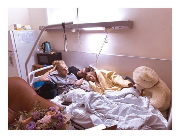 Ксения Пунтус пришла в себя и дала интервью после падения с 3 этажа