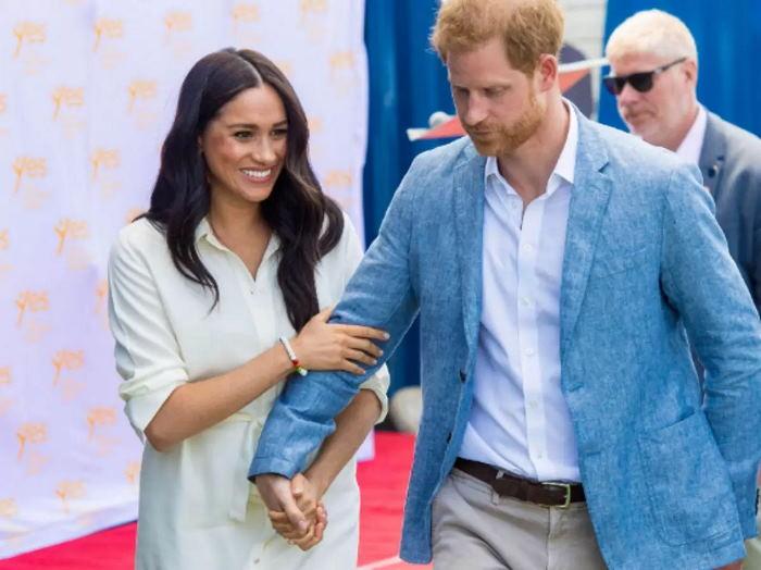 Принцу Гарри предсказали скорый развод с Меган Маркл