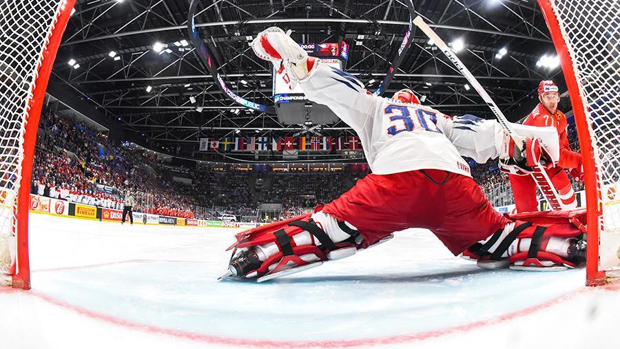 Чемпионат мира по хоккею отменён