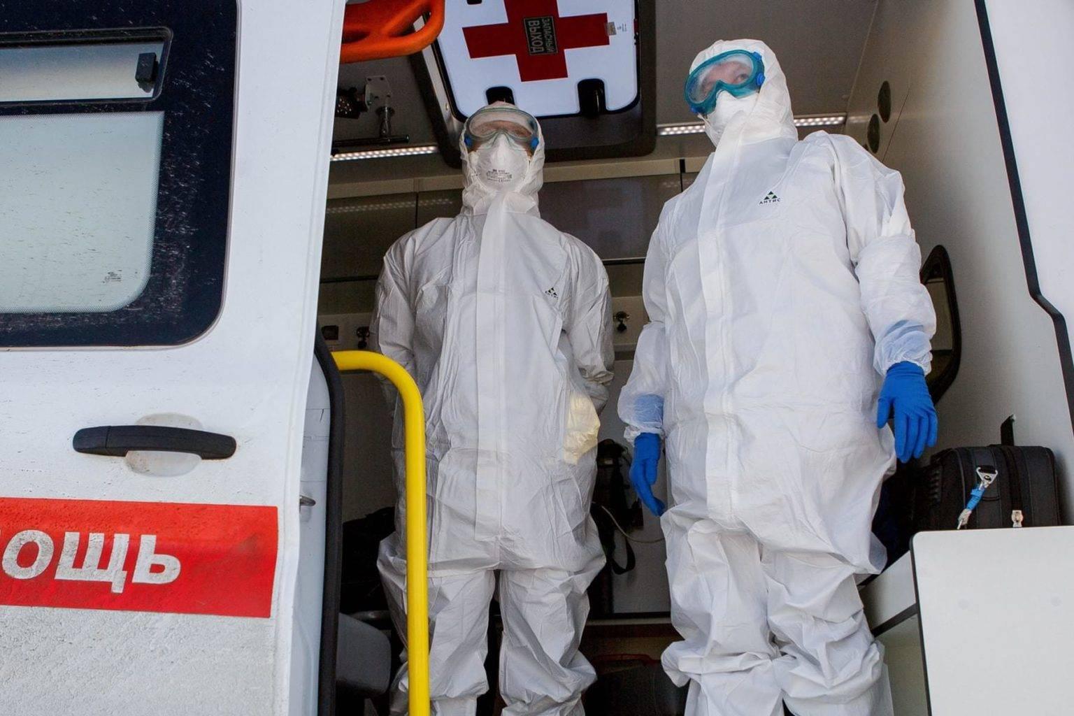 В России подтвердили 3 новых случая заражения коронавирусом