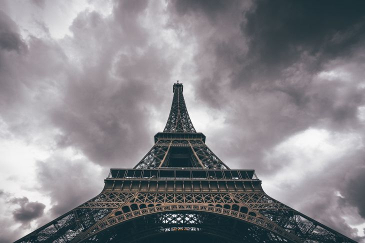 Франция: карантин продлён ещё на 14 дней