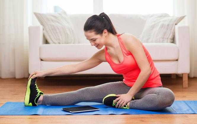 Как начать заниматься спортом дома в режиме самоизоляции