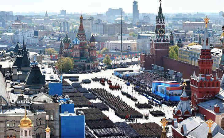 Парад Победы в России перенесут на другую дату