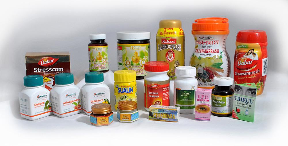 Препараты аюрведической медицины: особенности и преимущества