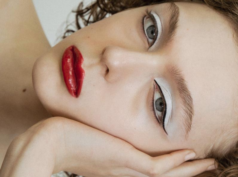 Техника макияжа от Alessia Stefano