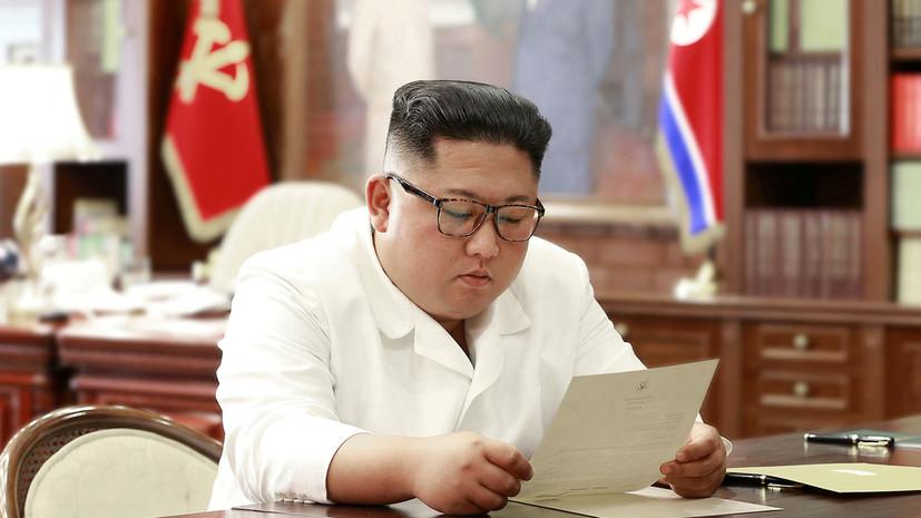 У Кремля нет информации о состоянии Ким Чен Ына
