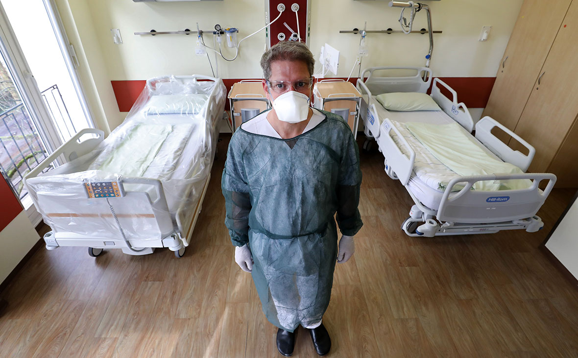 В Германии количество выздоровевших превысило количество инфицированных COVID-19