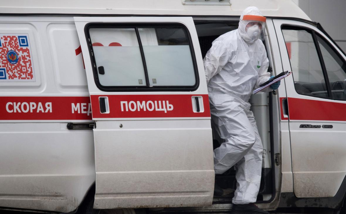 Власти Петербурга прокомментировали смерть четырёх медсестёр