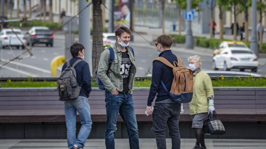 В Москве объявлен первый этап смягчения карантинных мер