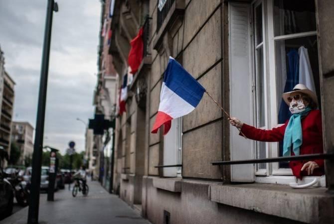 Границы Франции останутся закрыты до 15 июня