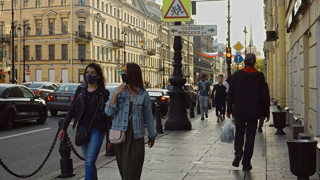Власти Петербурга начали поэтапную отмену ограничений