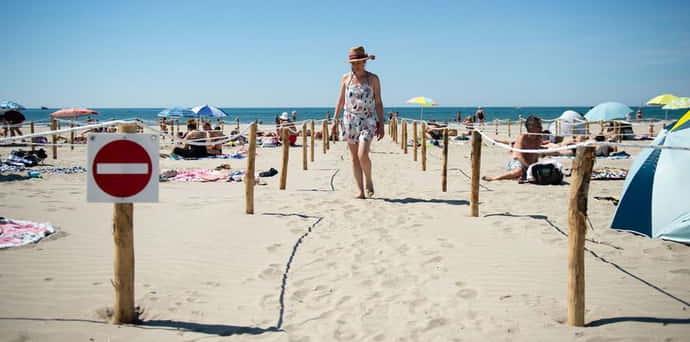 Австралия останется закрытой для туристов до конца года