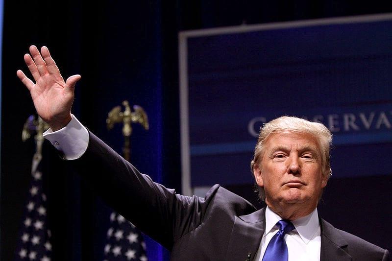 Трамп пригрозил вводом войск, его за это сравнили с фашистом