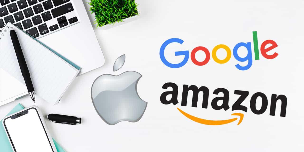 Конгрессмены США допросили глав Amazon, Apple, Google и Facebook