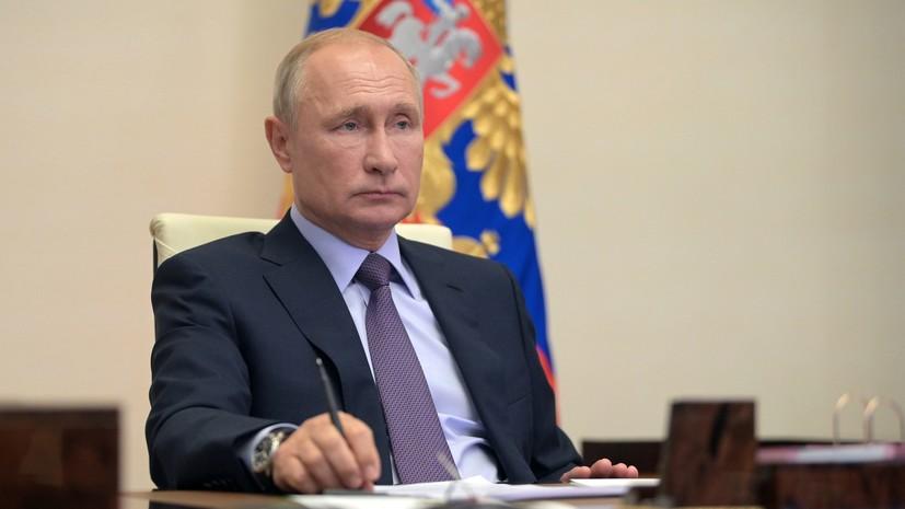 Путин заявил, что у правительства есть шанс решить жилищный вопрос в РФ