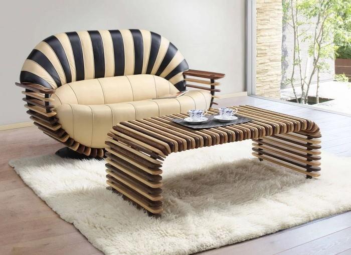 Дизайнерская мебель: особенности и преимущества