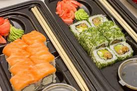 Где заказать суши с доставкой в Ижевске?